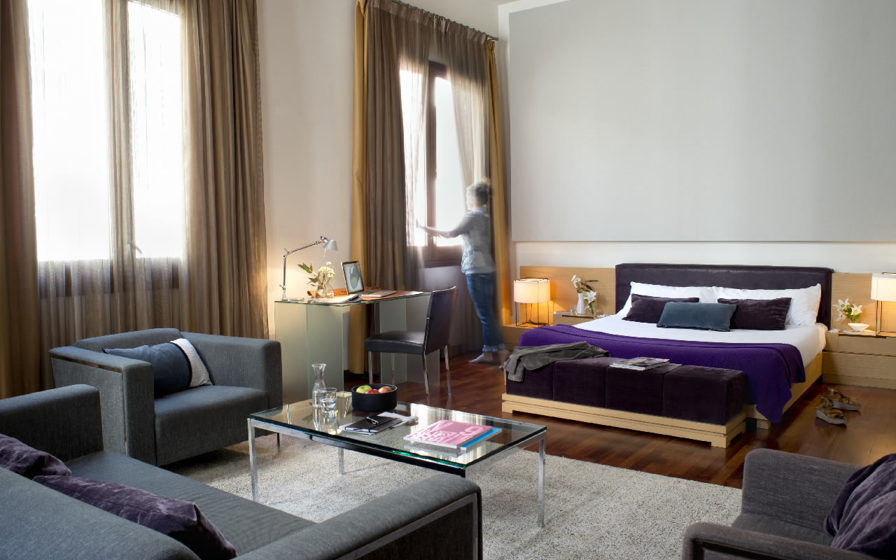 THE MERCER BORIA SUITES AND APARTMENTS, the best choice in Barcelona.