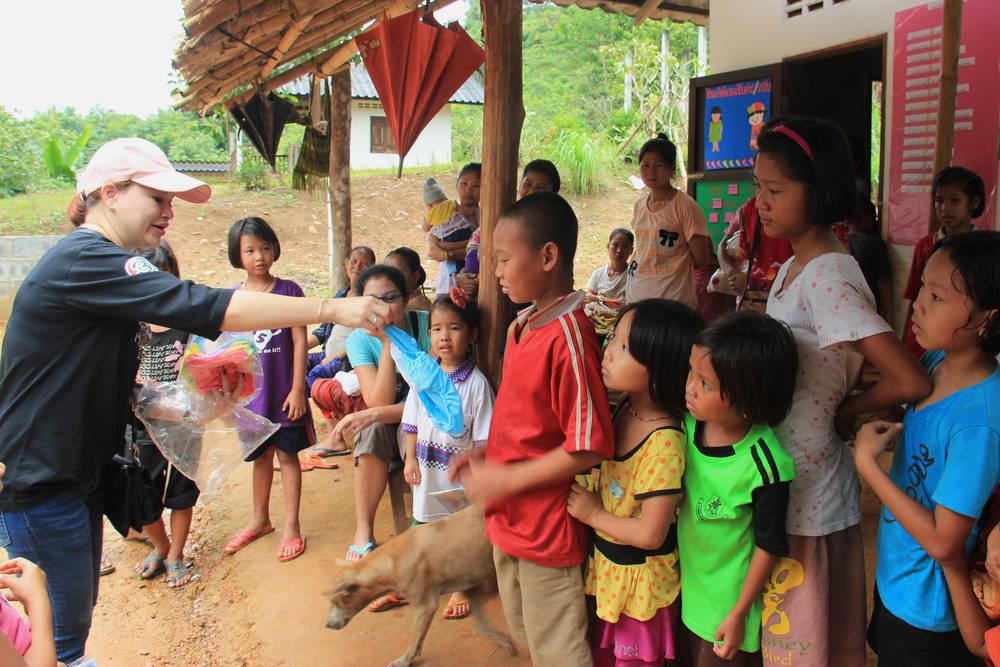 Viajes solidarios que ayudan a practicar idiomas