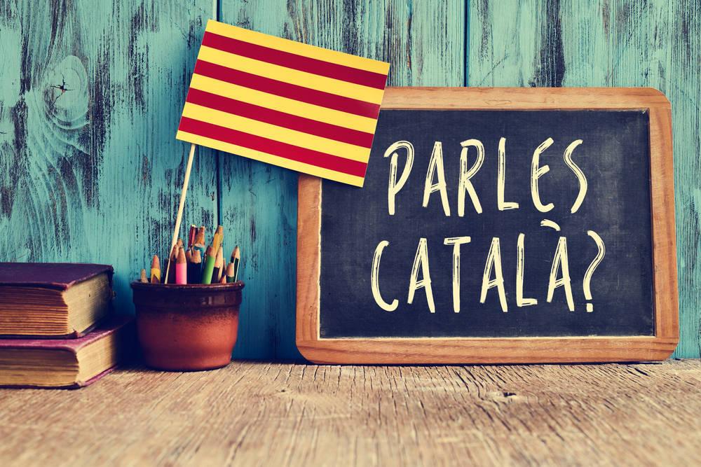 En Barcelona se habla català, así que si vives allí, ve espabilando